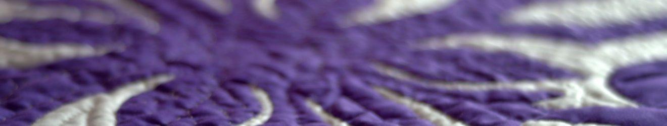 Purple Quilt Goodness